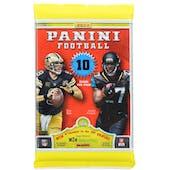 2017 Panini Football Retail Pack (Lot of 24)