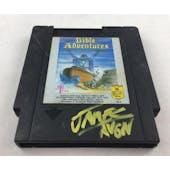 Nintendo (NES) Bible Adventures AVGN James Rolfe Yellow Autograph Cart