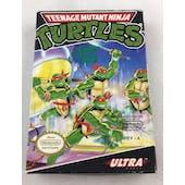 Nintendo (NES) Teenage Mutant Ninja Turtles AVGN James Rolfe Green Autographed Box Complete