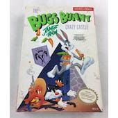 Nintendo (NES) Bugs Bunny Crazy Castle AVGN James Rolfe Green Autographed Box Complete