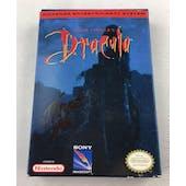 Nintendo (NES) Dracula AVGN James Rolfe Red Autograph Box Complete