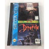 Sega CD Frankenstein & Dracula Double AVGN James Rolfe Red Autograph Box Complete