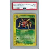 Pokemon Aquapolis Ariados H3/H32 PSA 10 GEM MINT