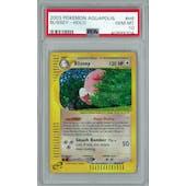 Pokemon Aquapolis Blissey H6/H32 PSA 10 GEM MINT
