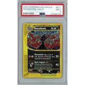 Pokemon Aquapolis Houndoom H11/H32 PSA 9