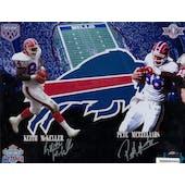 Pete Metzelaars & Keith McKeller Autographed Buffalo Bills 11x14 Photo