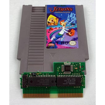 Nintendo (NES) The Jetsons Cogswell's Caper Cart