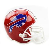 Cornelius Bennett Autographed Buffalo Bills Full Size Helmet JSA