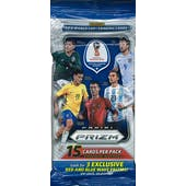 2018 Panini Prizm FIFA World Cup Soccer Jumbo Pack (Lot of 12)