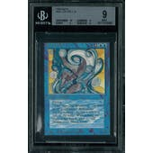 Magic the Gathering Beta Wall of Air BGS 9 (10, 9, 9, 9)
