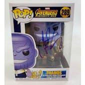 Marvel Avengers Infinity War Funko POP Autographed by Jim Starlin