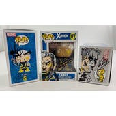 Marvel X-Men Cable Funko POP Autographed & Re-marked by Kevin Conrad