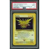 Pokemon Fossil Thunderstorm Deck Zapdos 15/62 PSA 9