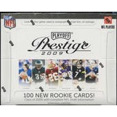 2009 Playoff Prestige Football Hobby Box