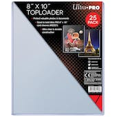 86f3bd2b7e6 Ultra Pro 8x10 Toploaders (25 Count Pack)