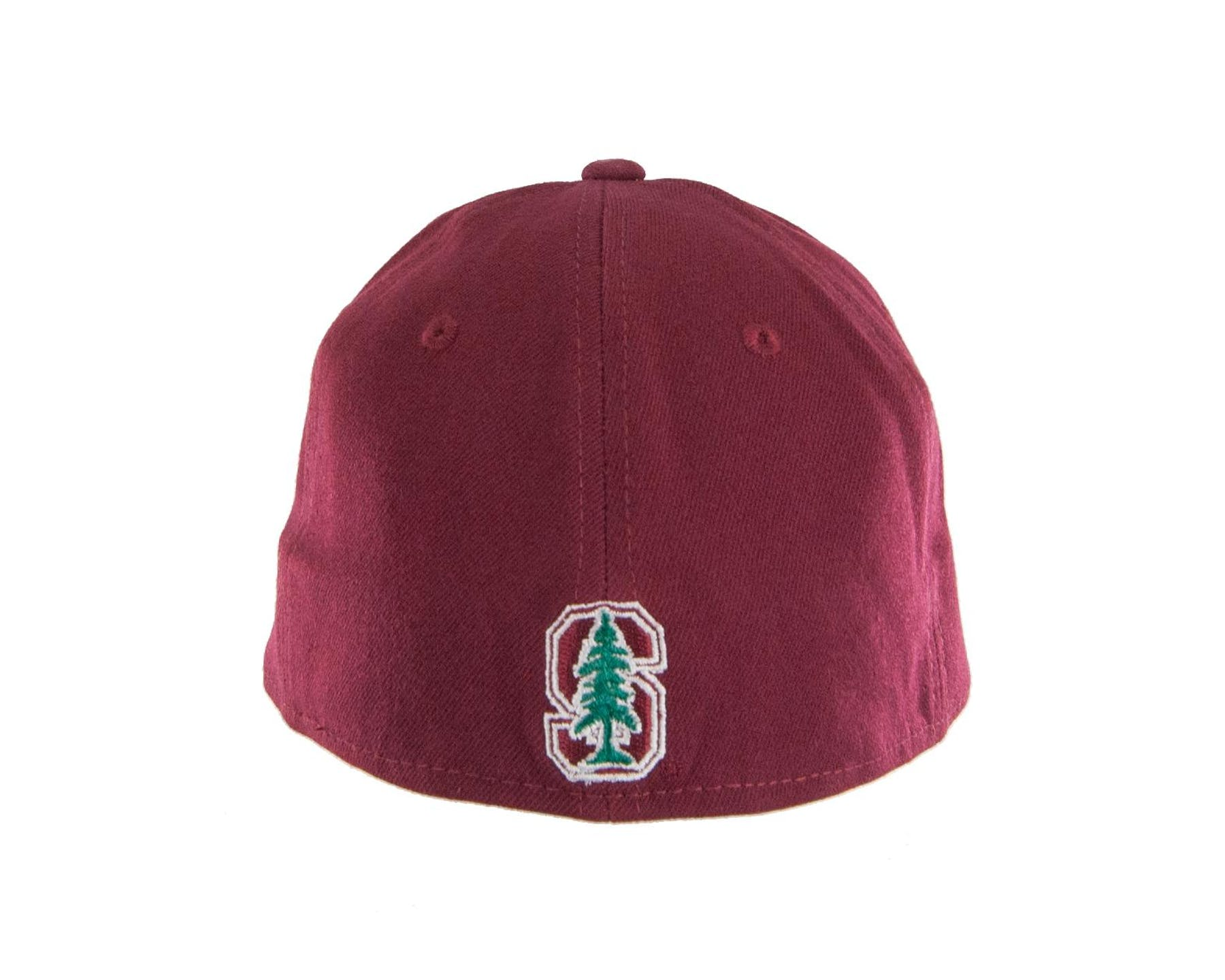 a2af74c117d Stanford Cardinal New Era 39Thirty Team Classic Maroon Flex Fit Hat (Adult  S M)