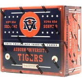 2016 Panini Auburn Collegiate Multi-Sport 24-Pack Box