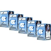2016 Panini North Carolina Collegiate Multi-Sport Blaster Box (Lot of 5)