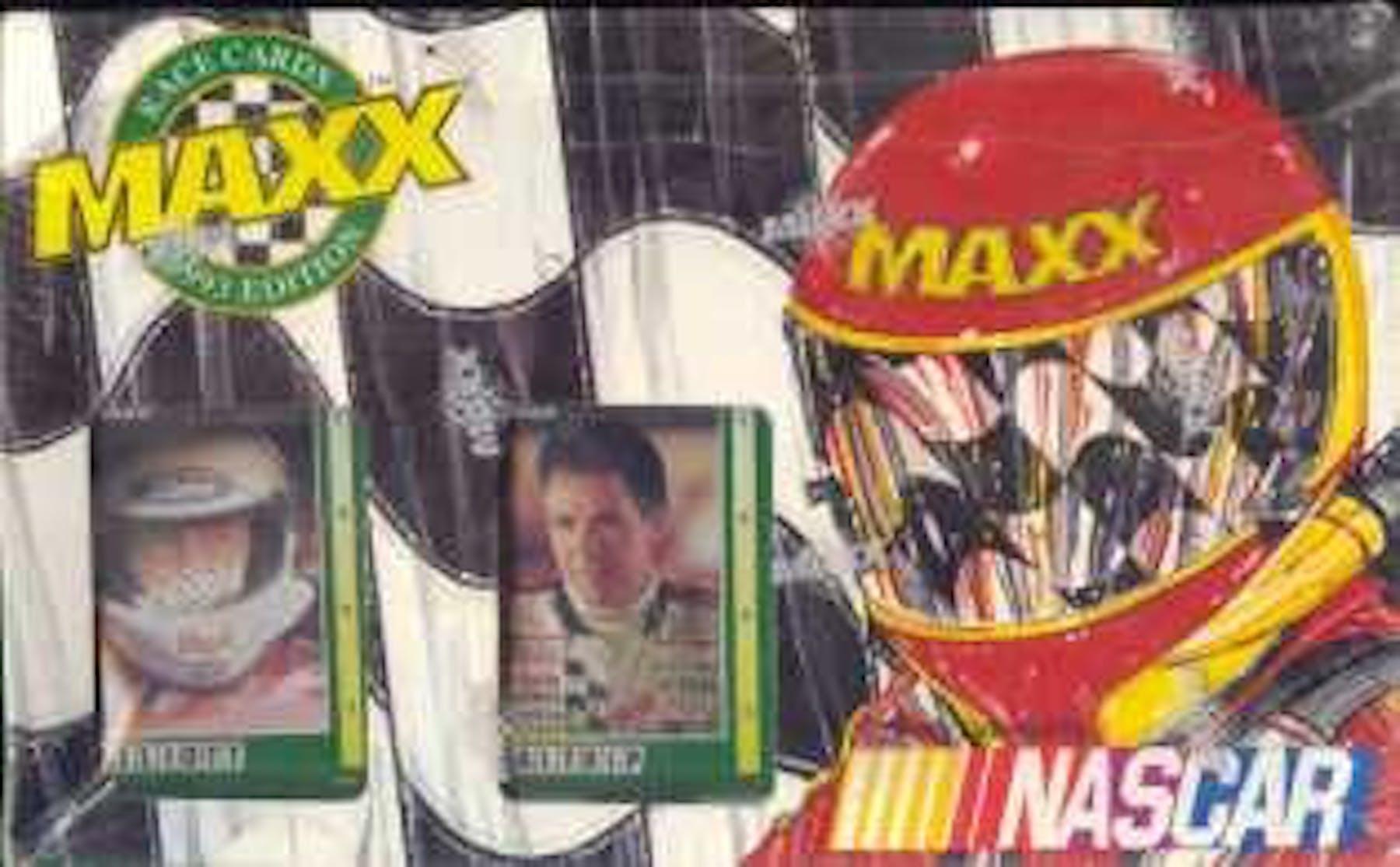 1993 J.R. Maxx Inc. Maxx Racing Factory Set | DA Card World