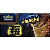 Pokemon TCG: Detective Pikachu Case File Box