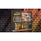 Pokemon TCG: Detective Pikachu Charizard-GX Special Case File