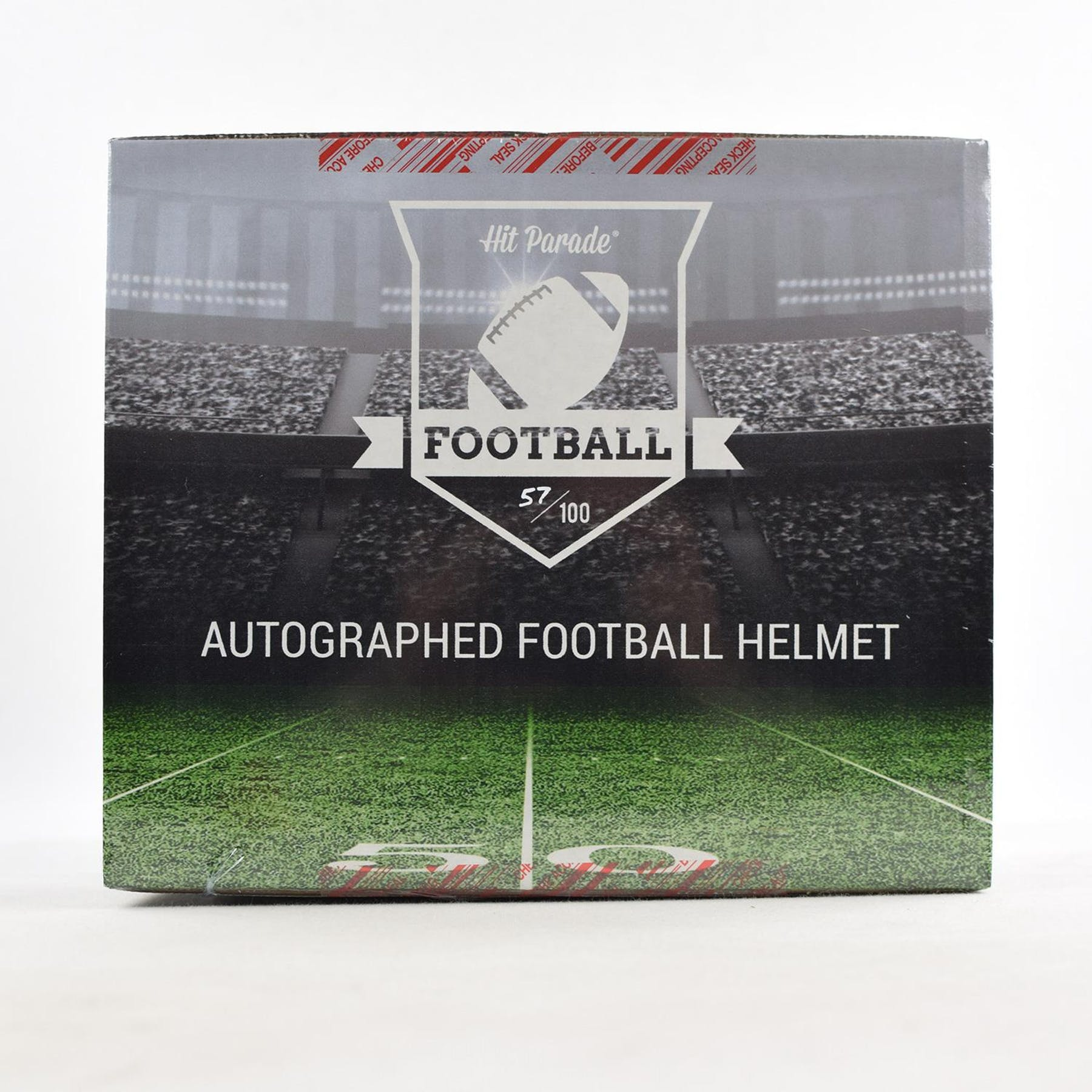 ... 2018 Hit Parade Autographed Full Size Football Helmet Hobby Box -  Series 41 - Peyton Manning ... fdfc2daba
