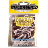 Dragon Shield Yu-Gi-Oh! Size Card Sleeves - Clear (50 Ct. Pack)
