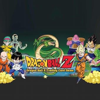 HUGE Panini Dragon Ball Z Starter Deck Liquidation Lot - 3,200 SEALED DECKS, $45,000+ SRP! 3 Different Variant