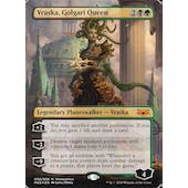 Magic the Gathering Guilds of Ravnica Mythic Edition Vraska, Golgari Queen FOIL NEAR MINT (NM)