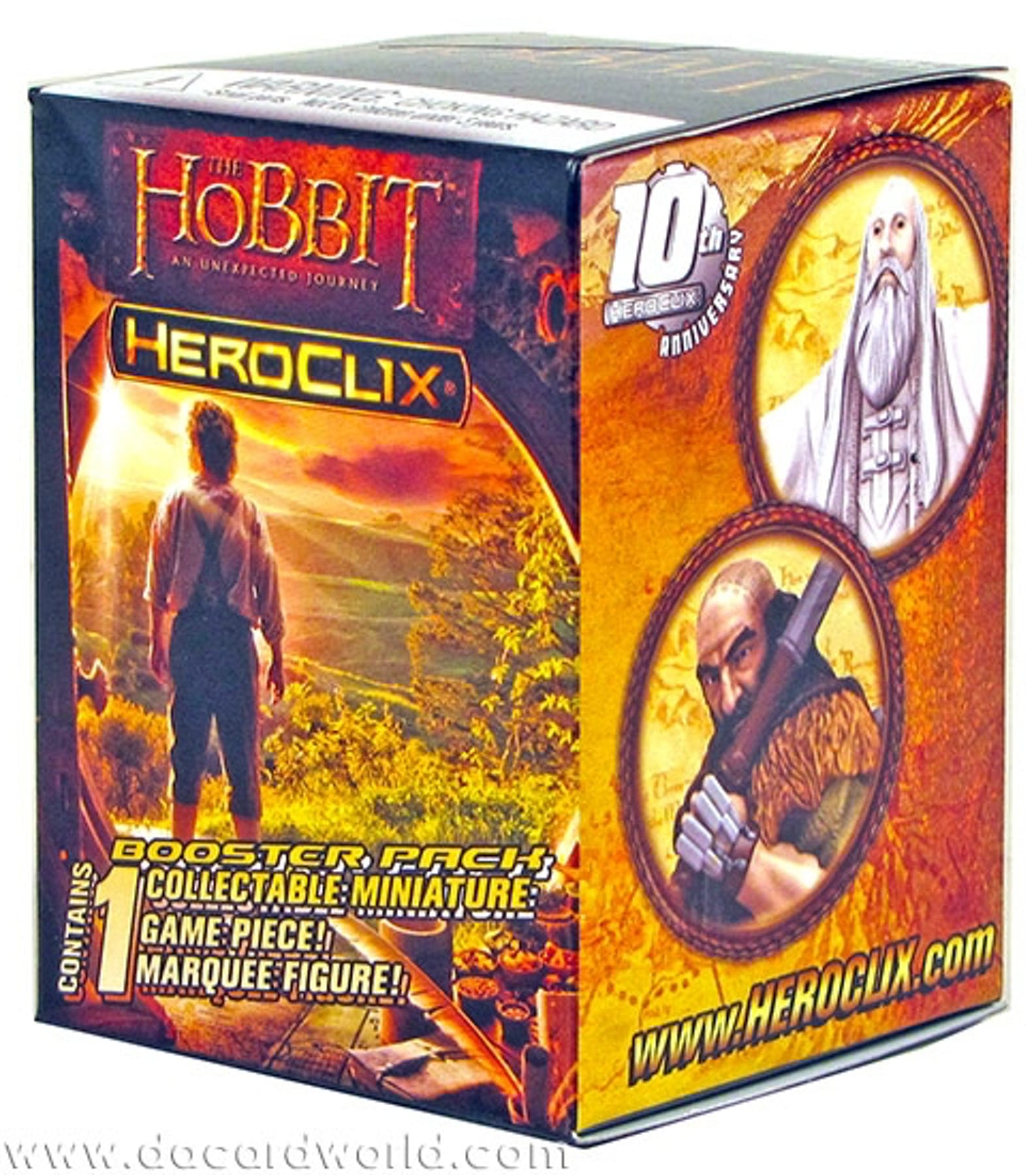 The Hobbit: An Unexpected Journey HeroClix Single Booster