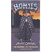 "Homies ""The Baddest on the Block"" Trading Cards Box (NECA 2004)"