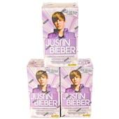 Justin Bieber Blaster 9-Pack Box (2010 Panini) (Lot of 20)