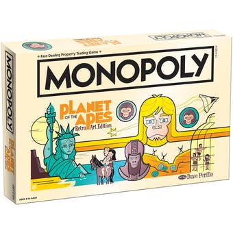 Monopoly: Planet of the Apes (USAOpoly)