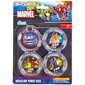 Upper Deck Marvel Slingers Booster Pack - Regular Price $6.95 !!!