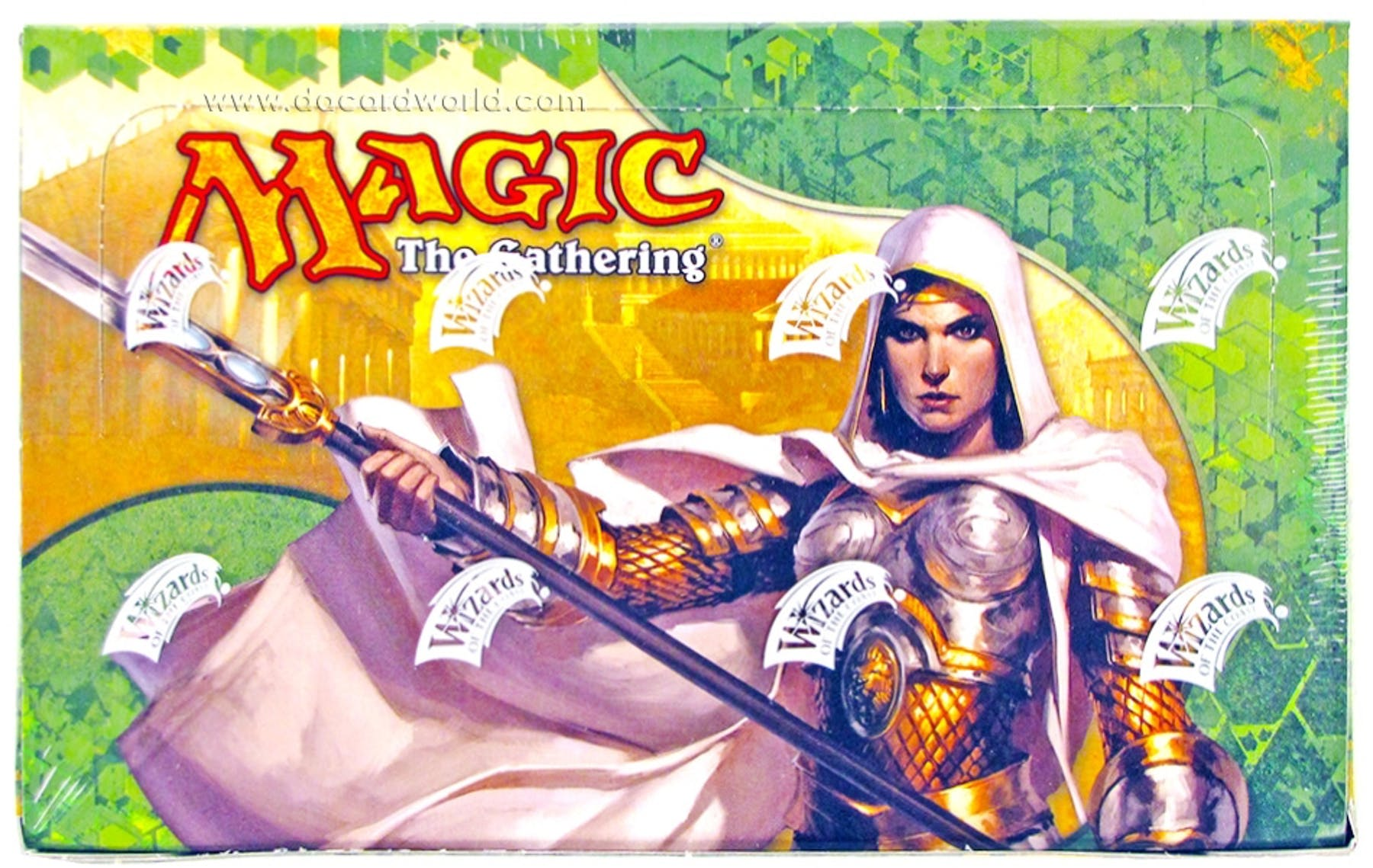 Magic The Gathering Theros Booster Box Da Card World