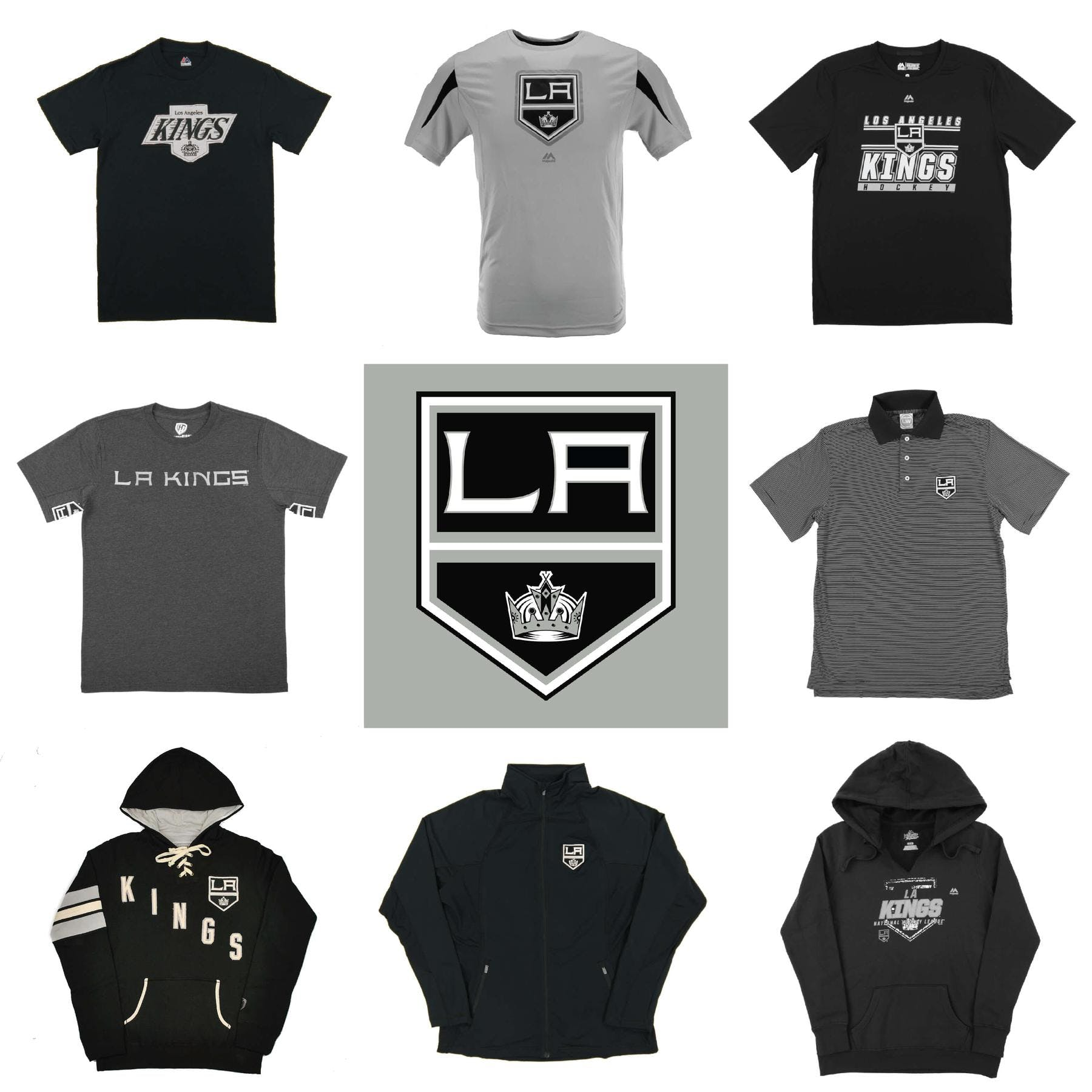 541b51a9dae Los Angeles Kings Officially Licensed NHL Apparel Liquidation - 1,500+  Items, $66,600+ SRP! | DA Card World