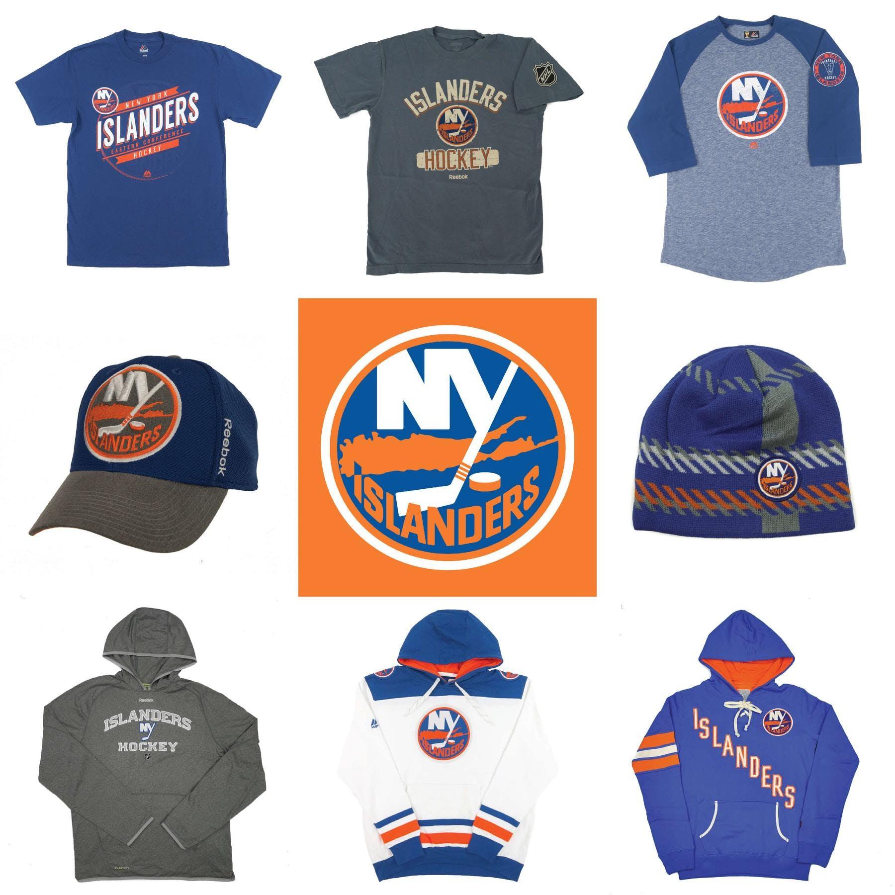 b0c2c94cd64 New York Islanders Officially Licensed NHL Apparel Liquidation - 430+  Items, $20,000+ SRP! | DA Card World