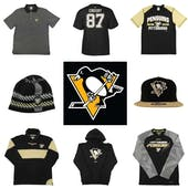 e1ad523f3f7 Pittsburgh Penguins Officially Licensed NHL Apparel Liquidation - 4,870+  Items, $176,000+ SRP!