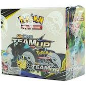Pokemon Sun & Moon: Team Up Booster Box
