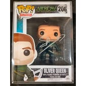 DC CW Arrow Oliver Queen Funko POP Autographed by Stephen Amell