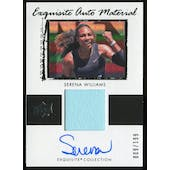2018 Exquisite Serena Williams Emlpoyee Exclusive Auto Patch #009/199