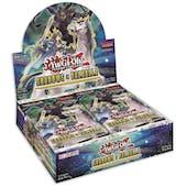 Yu-Gi-Oh Shadows In Valhalla Booster Box