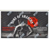 Sons of Anarchy Seasons 6-7 Trading Cards Box (Cryptozoic 2016)