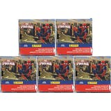 Panini Marvel Ultimate Spider-Man Stickers Box (Lot of 5)