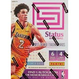 2017/18 Panini Status Basketball 6-Pack Blaster Box