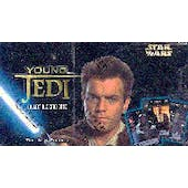 Decipher Star Wars Young Jedi The Jedi Council Starter Deck Box