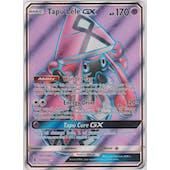 Pokemon Sun and Moon Guardians Rising Single Tapu Lele GX 137/145 FULL ART - NEAR MINT (NM)