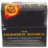 The Hunger Games Premium Trading Cards Box (NECA 2012)