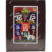 2019 TriStar Hidden Treasures Game Day Greats Football Jersey Hobby Box