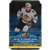 2018/19 Upper Deck Series 2 Hockey Tin (Box)